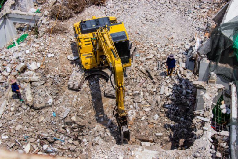Soluções eficientes para reaproveitamento dos resíduos da construção civil